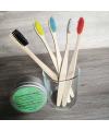 Brosse à dents couleurs